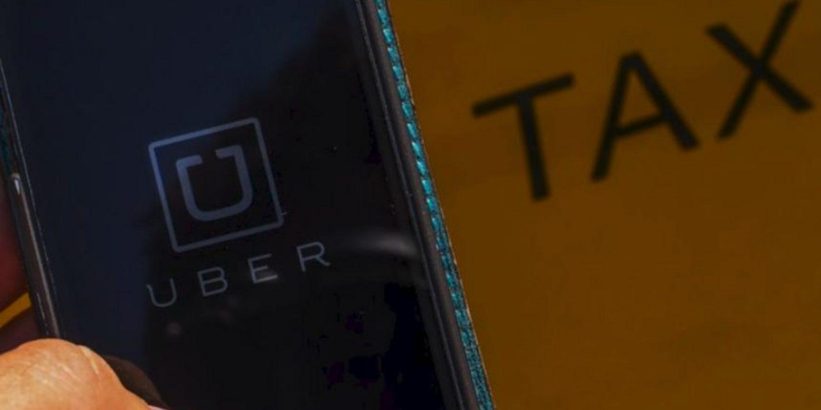 En diciembre de 2014, un conductor de Uber fue acusado de violar a una pasajera mientras estaba a bordo de una de sus unidades Foto:Getty Images