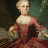 Su nombre completo era Maria Anna Walburga Ignatia. Foto:Vía Wikimedia Commons