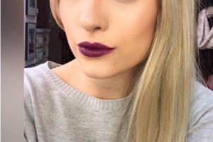 De esas que hacen maquillajes elaborados. Foto:vía Instagram/jbone89