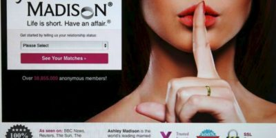 "El pasado 20 de julio un grupo de ""hackers"", autodenominado ""The Impact Team"", decía tener en su poder la base de datos de ""Ashley Madison"" Foto: Getty Images"