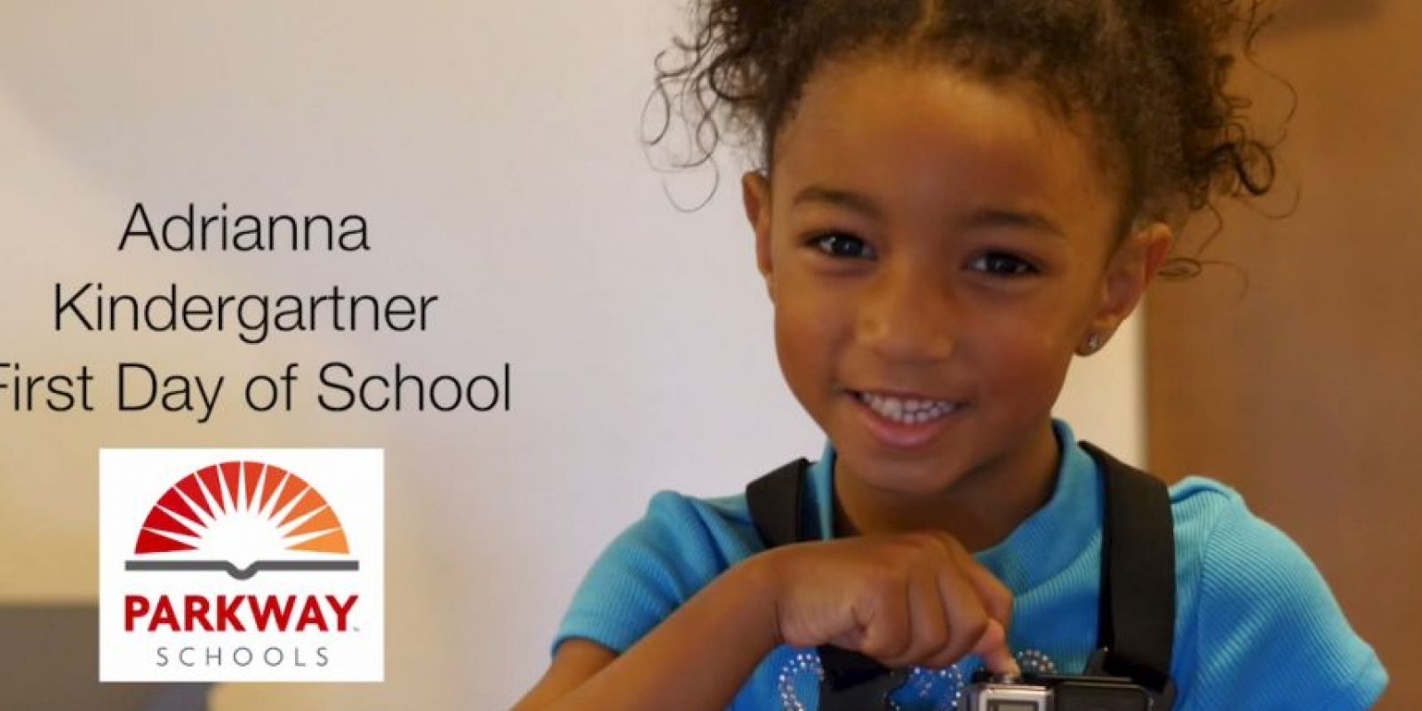 El proyecto nos recuerda los días de la infancia Foto:Parkway Schools