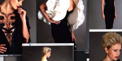 "En 2006, Sturm se convirtió en la presentadora de ""Next Top Model"" de Holanda Foto:Vía facebook.com/YfkeSturm/"