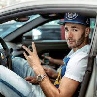 4. Karim Benzema Foto:Vía instagram.com/karimbenzema