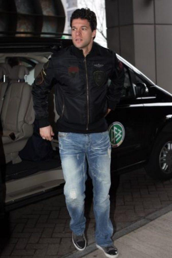 Ballack fue castigado con una multa de 6 mil 750 euros y un año y medio sin licencia de conducir. Foto:Getty Images