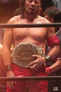 5. Shinsuke Nakamura Foto:Wikipedia