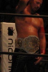 Es uno de los pilares de la New Japan Pro Wrestling Foto:Wikipedia