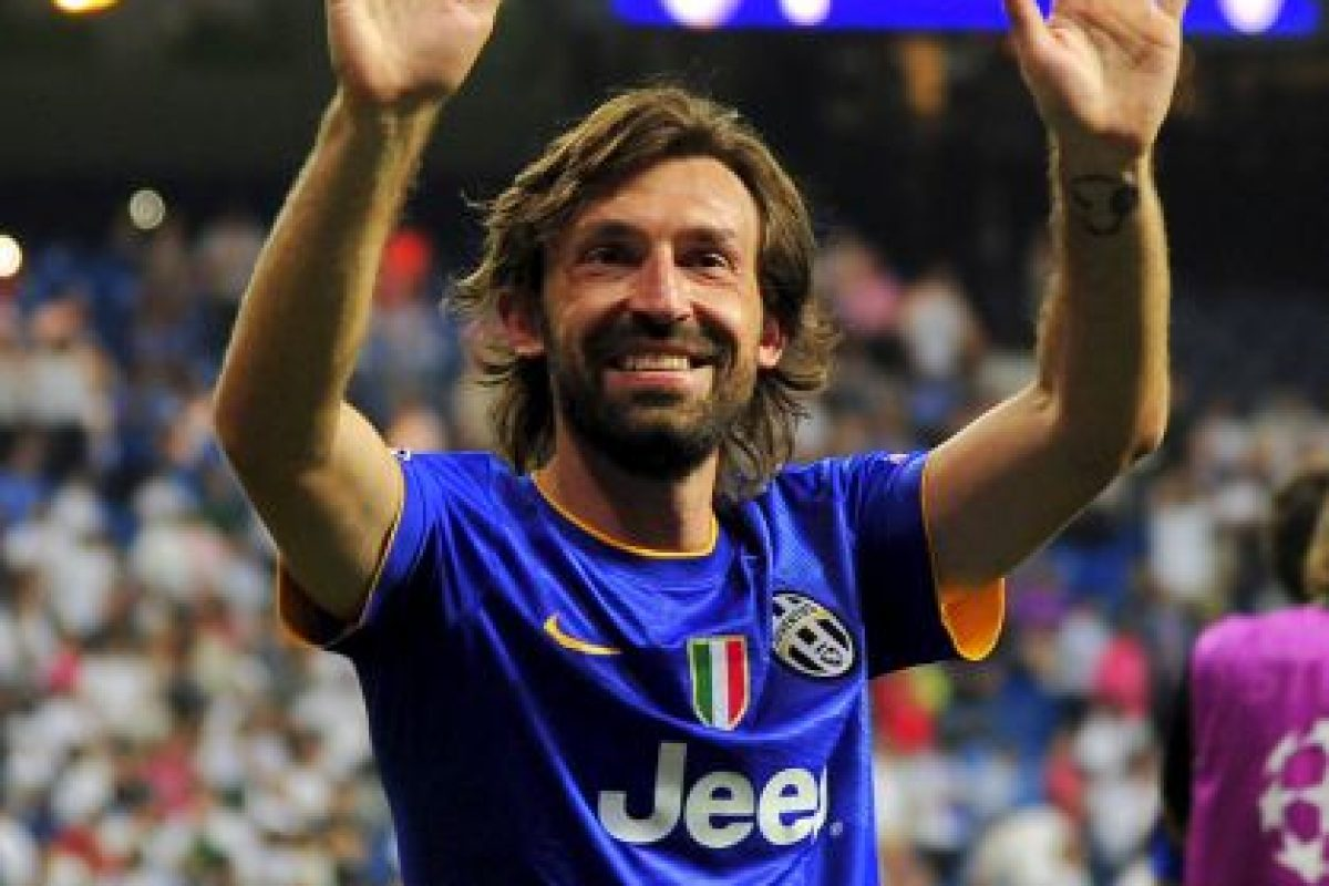 Andrea Pirlo (New York City/Juventus) Foto: Getty Images