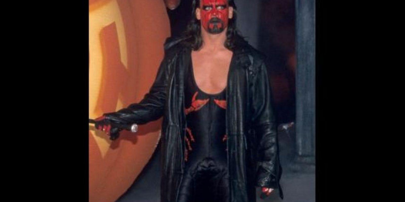 """Durante su carrera, el """"Vigilante"""" ha utilizado diferentes colores Foto:WWE"""