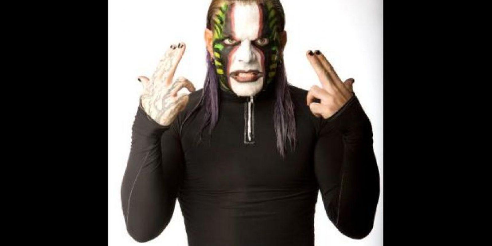Ha tenido éxito en la WWE y TNA Foto:WWE