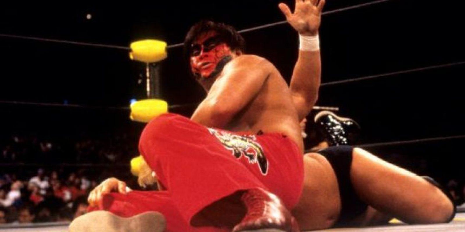 Mutu Foto:WWE