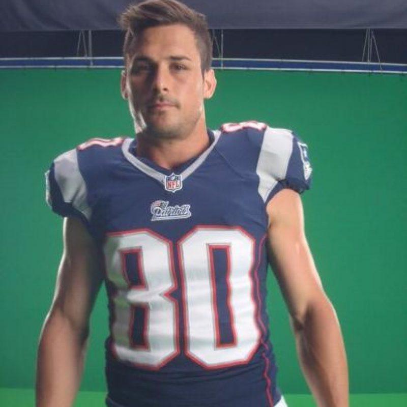 4. Danny Amendola (New England Patriots) Foto:Vía twitter.com/DannyAmendola