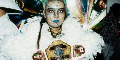 Bull Nakano fue campeona del circuito femenino en 1994 Foto:WWE