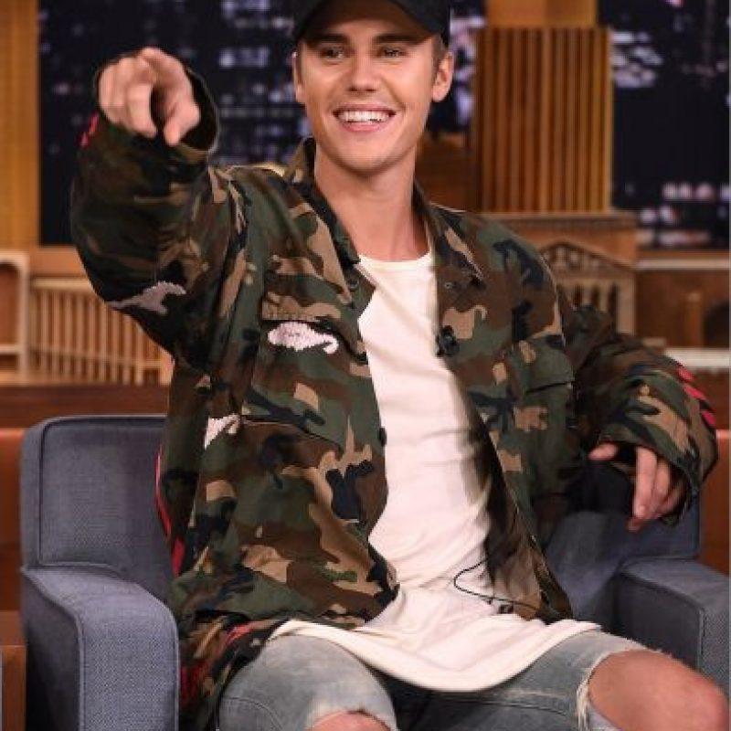 Pero esta no es la primera vez que Justin actúa sin razón Foto:Getty Images