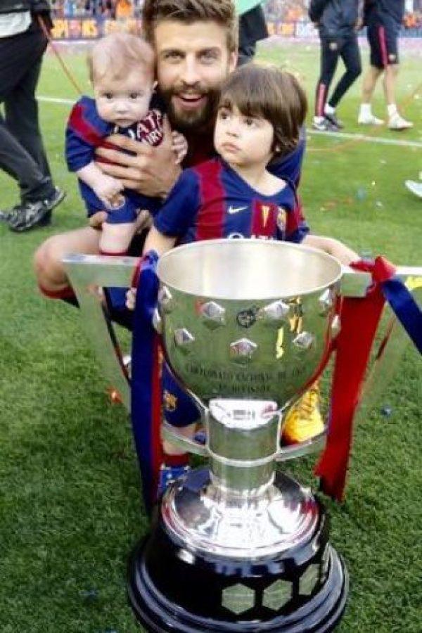 4. Otro mensaje al Real Madrid Foto:Vía twitter.com/3gerardpique