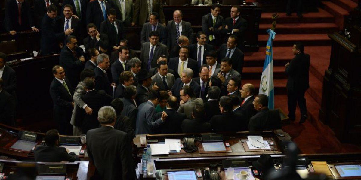 Las fuerzas se reparten en la nueva legislatura