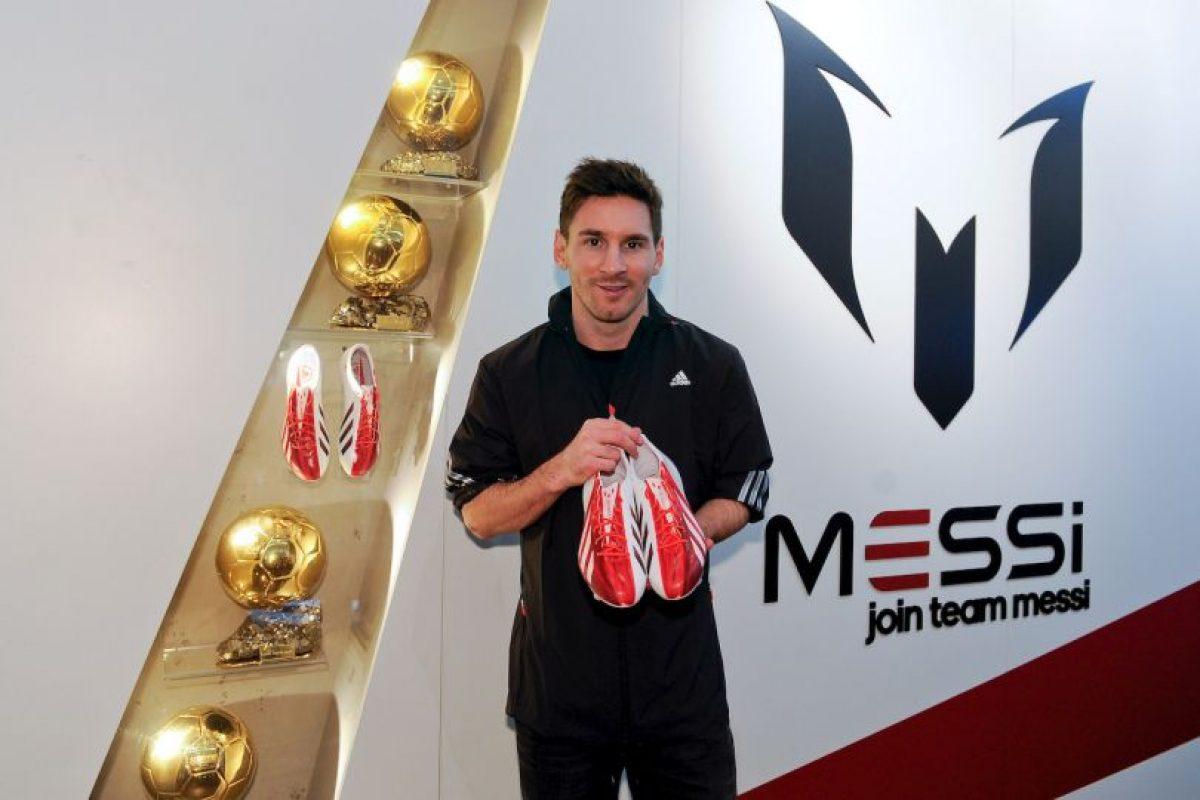 Lionel Messi (Barcelona/Argentina) Foto:Getty Images