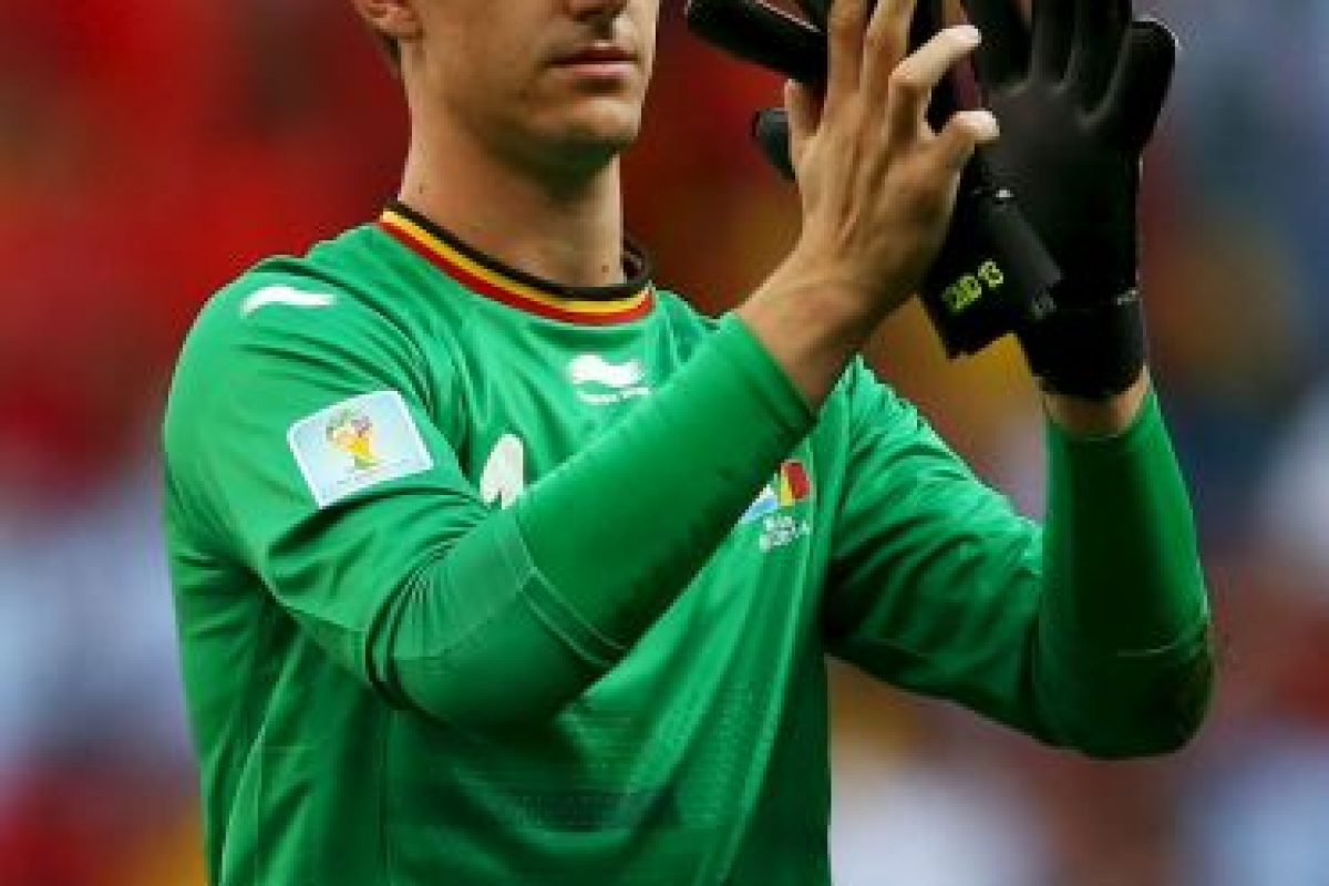 EQUIPO NIKE/ PORTERO: Thibaut Courtois (Chelsea/Bélgica) Foto: Getty Images