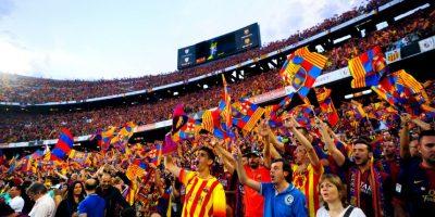 2. Por no criticar a quienes abuchearon el himno de España Foto:Getty Images