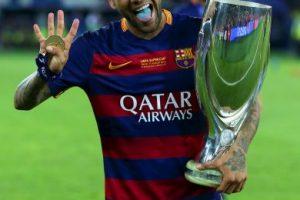 Dani Alves (Barcelona/Brasil) Foto:Getty Images
