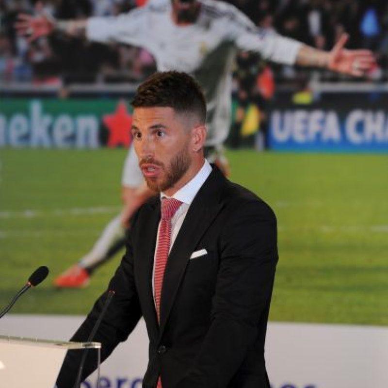 Segio Ramos (Real Madrid/España) Foto:Getty Images
