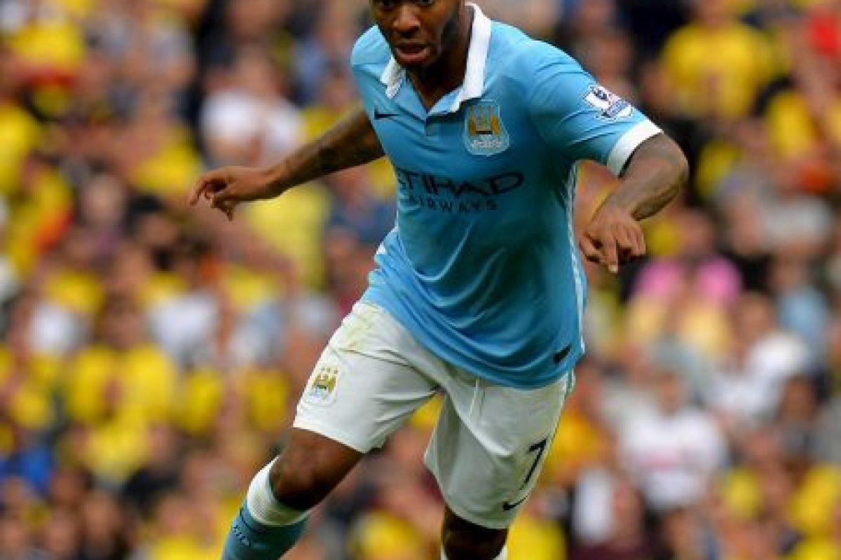 4. Raheem Sterling (+ 27 millones de euros) Foto:Getty Images