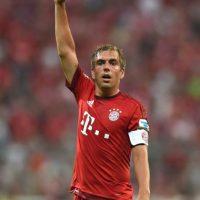 Philipp Lahm (Bayern Munich/Alemania) Foto:Getty Images