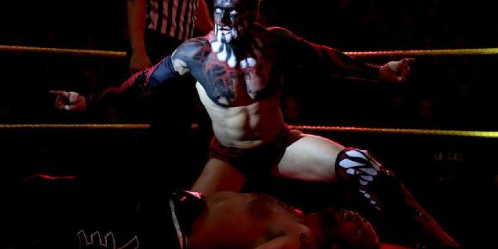 El demonio de NXT Foto:WWE