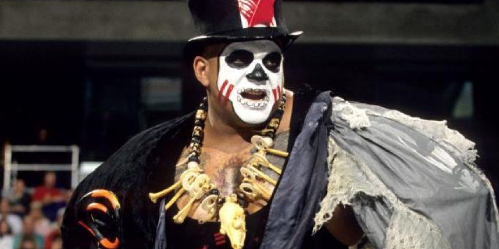 Lucía como un brujo vudú Foto:WWE
