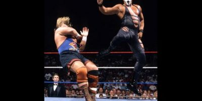 Se ganó al universo de la WWE con el manejo de la magia Foto:WWE