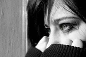 """9. """"¿Por qué estás llorando?"""". Como lo mencionamos al principio, las mujeres se sienten más sensibles durante su periodo menstrual. Foto:Tumblr"""