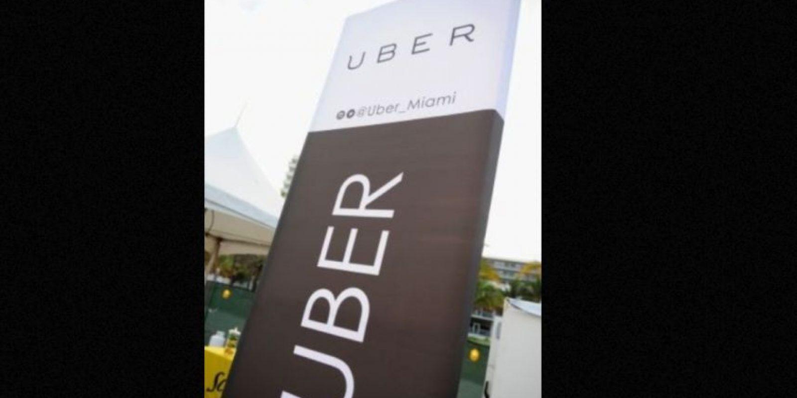 11.Porque atiende a un público diferente al de los taxis y con necesidades específicas. Foto:vía Getty Images
