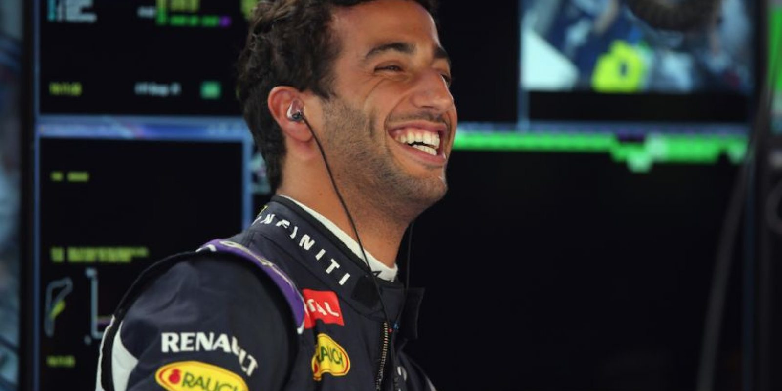 13. Daniel Ricciardo (Red Bull): 1.65 millones de dólares. Foto:Getty Images
