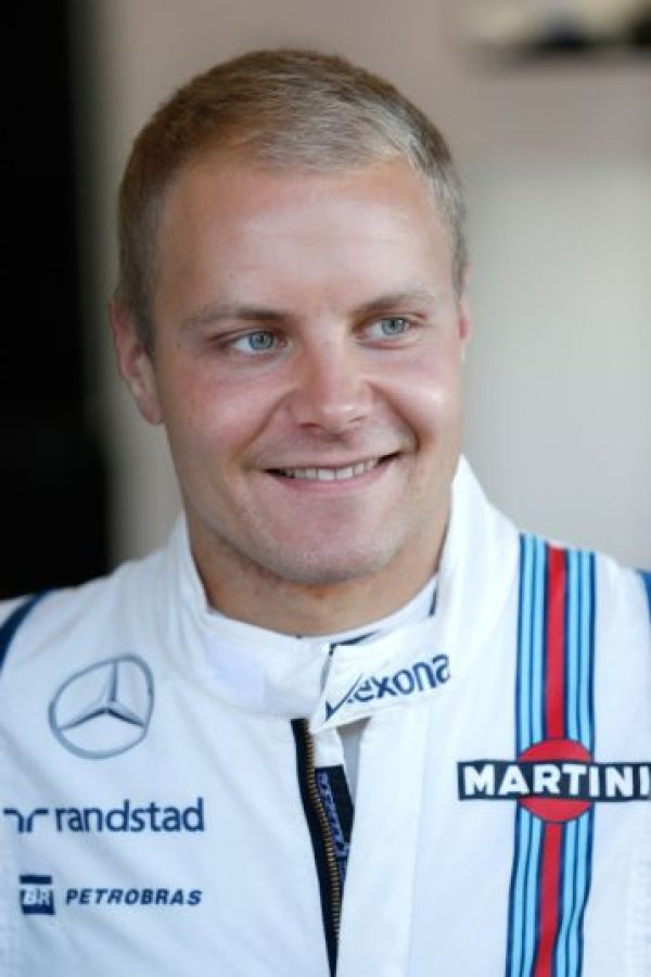 12. Valtterie Bottas (Williams): 2.2 millones de dólares. Foto: Getty Images