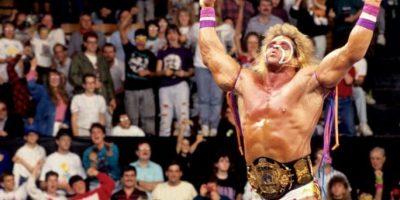 Miembro del Salón de la Fama de la WWE Foto:WWE