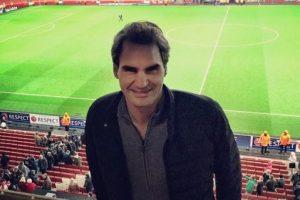 El número 2 del mundo es también de los considerados más sexys. Fue preferido por el 16% de las damas. Foto:Vía facebook.com/Federer