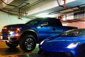 Y también hay grandes camionetas Foto:Instagram.com/explore/tags/narco/