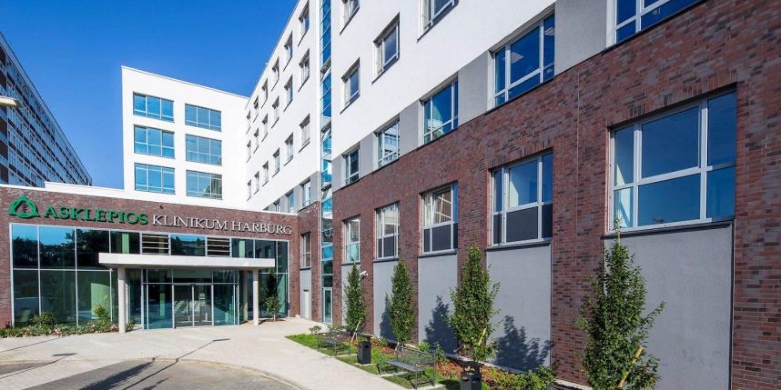 9. Asklepios Klinik Barmbek, en Alemania Foto:Facebook.com/asklepioskliniken
