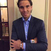 """Un 24% de las damas """"muere"""" por Rafael Nadal, quien ahora está rankeado como el número 8 de la ATP."""