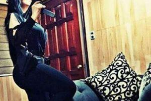 Por lo general salen con armas de grueso calibre Foto:Instagram.com/explore/tags/narco/