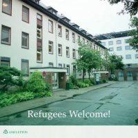 Se encuentra en el centro de Hamburgo, Alemania Foto:Facebook.com/asklepioskliniken