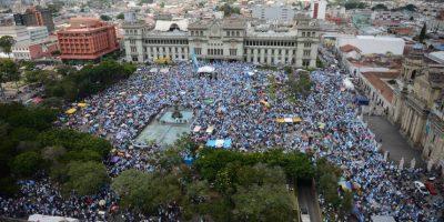 Honduras toma de ejemplo a Guatemala y convoca a paro nacional
