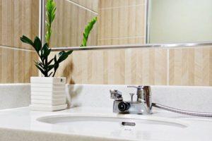 Sus cuartos de lujo tienen amplios sanitarios, su propia computadora, dos baños y hasta mesas para tomar té. Foto:Facebook.com/WooridulSpineHospital