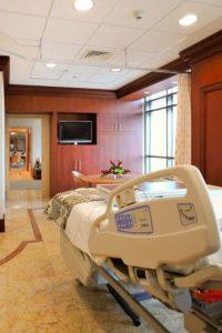 Tiene un piso VIP para sus visitantes Foto:Facebook.com/MediclinicCityHospital