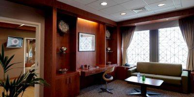 Se sentirán como si hubiesen llegado a un hotel de cinco estrellas… o más Foto:Facebook.com/MediclinicCityHospital