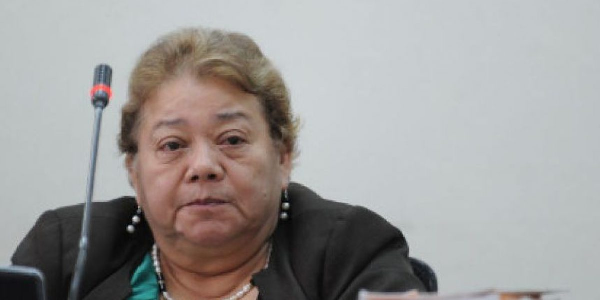 CSJ le retira inmunidad a la jueza Marta Sierra de Stalling
