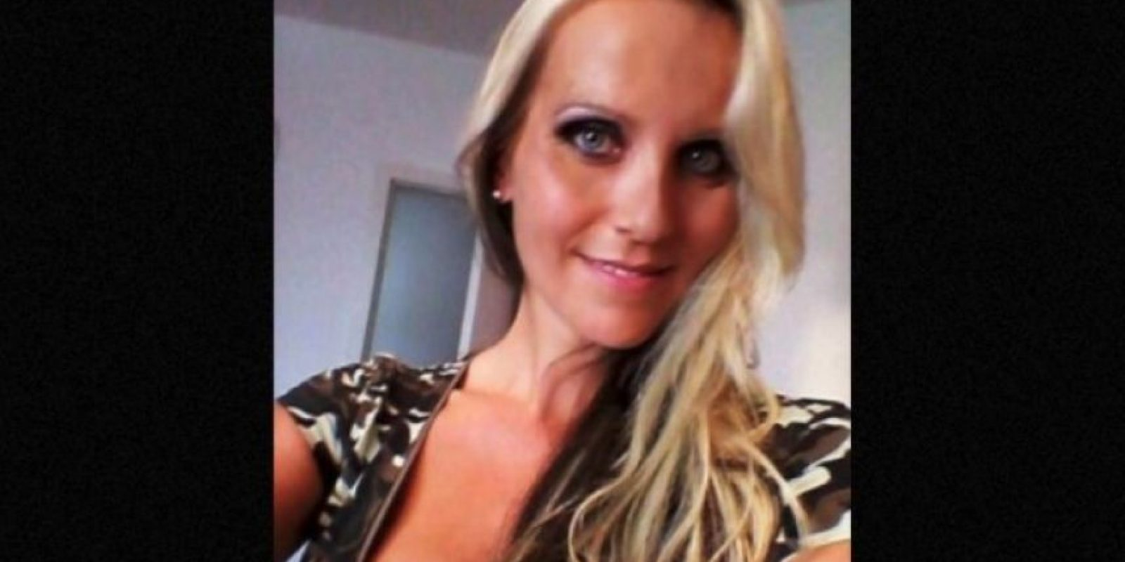 Julia Pink, profesora y estrella del cine para adulto Foto:Facebook.com/Julia.blond