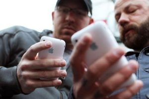 iPhone 3GS (2009) Foto:Getty Images