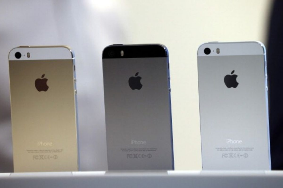 iPhone 5s (2013) Foto:Getty Images