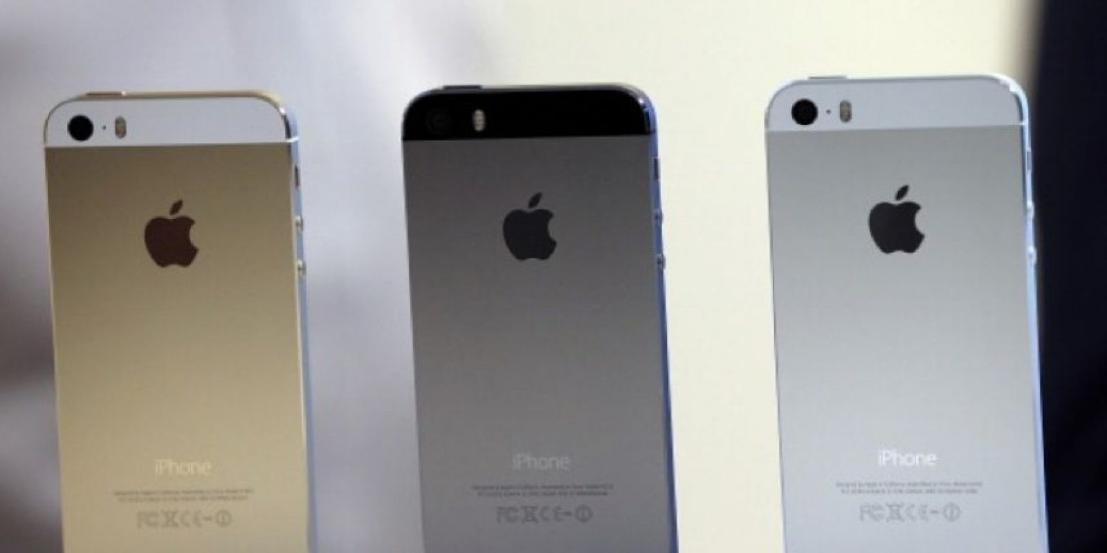 iPhone 5s (2013) Foto: Getty Images
