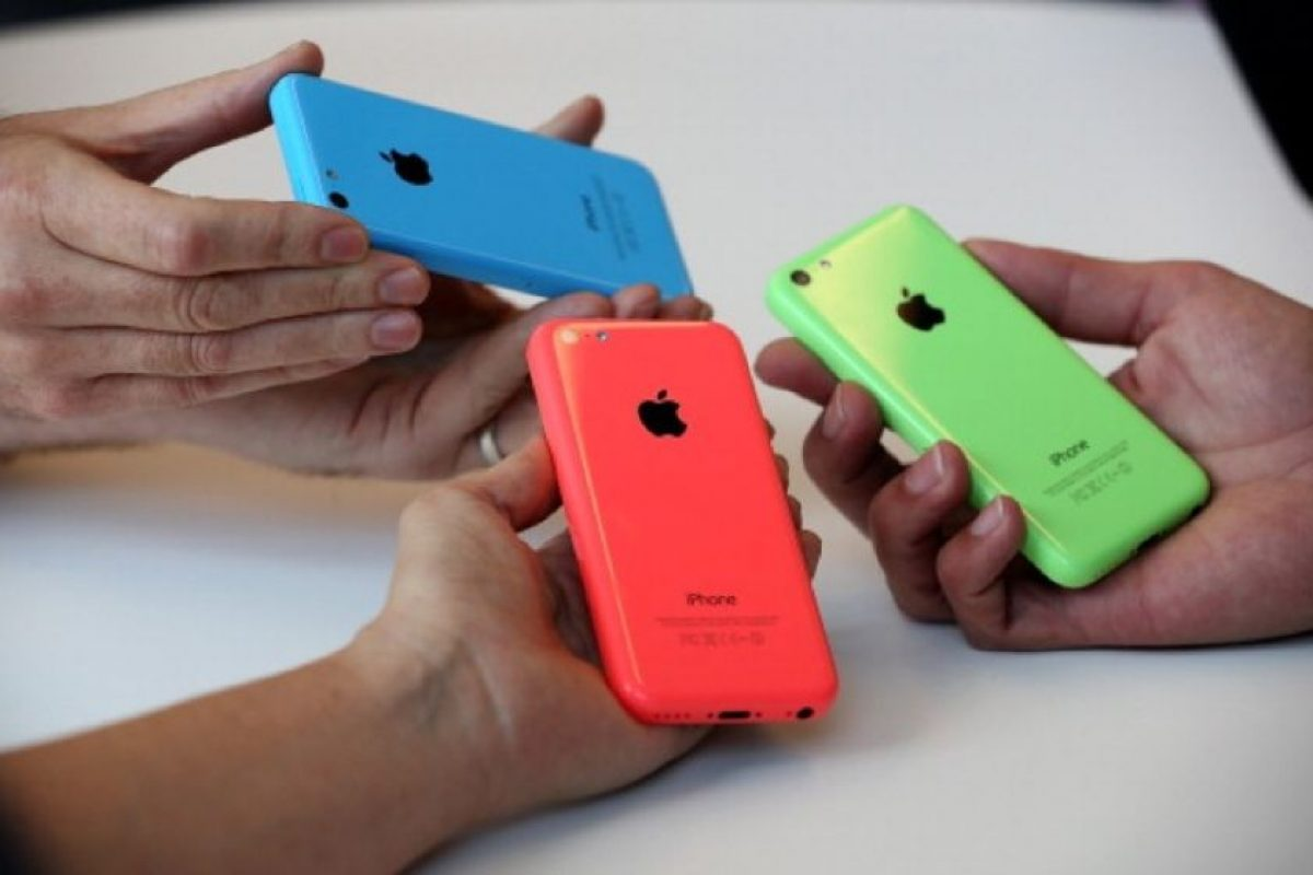 iPhone 5c (2013) Foto:Getty Images